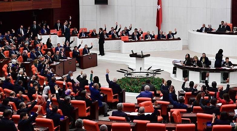 Vatandaşı Bekleyen Yeni Vergiler, Mecliste