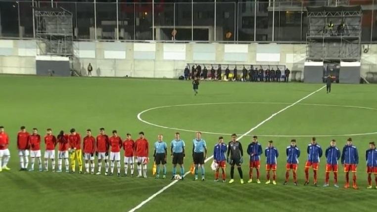 Vedat İnceefe Yönetiminde U21 Milli Takımı, Grupta Sonuncu Sırada