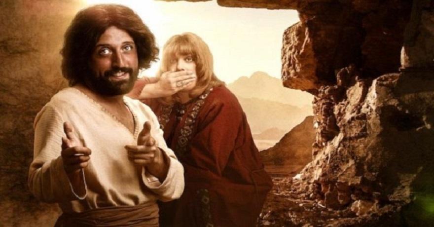 Netflix'ten İsa'nın İlk Günahı Skandalı! Hz. İsa'yı eşcinsel gösterdi
