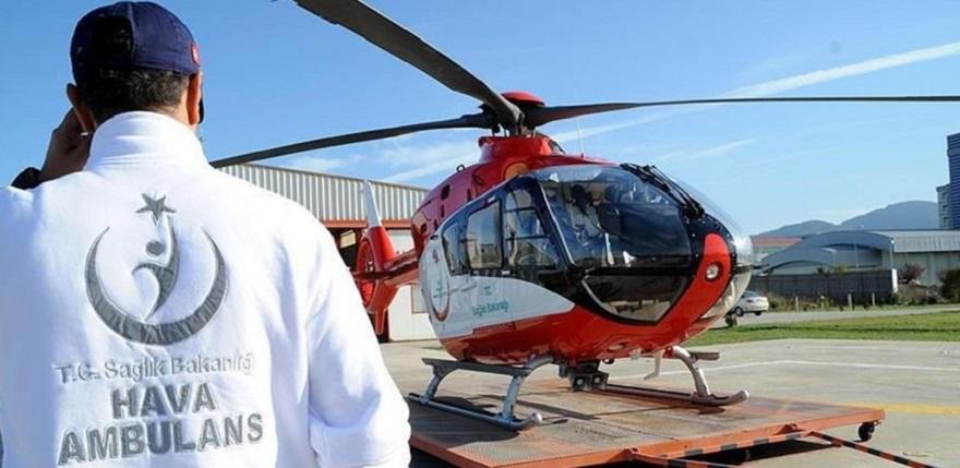 Hava Ambulansları Hayat Kurtarıyor