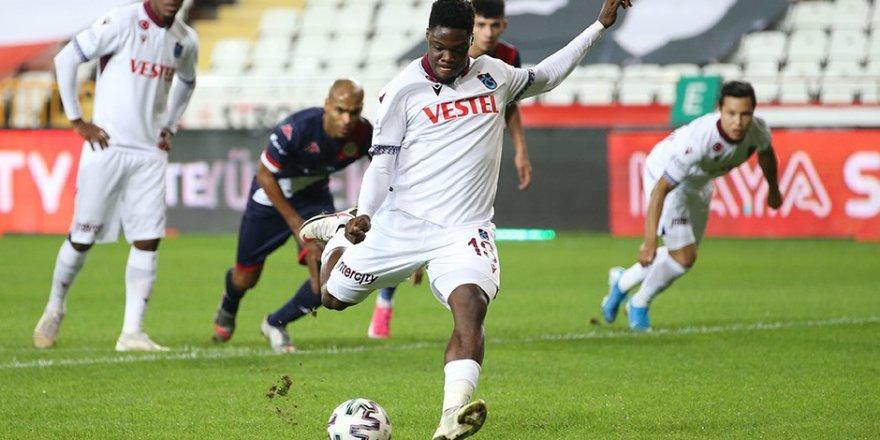 Antalyaspor - Trabzonspor Maç Sonu ve Özeti