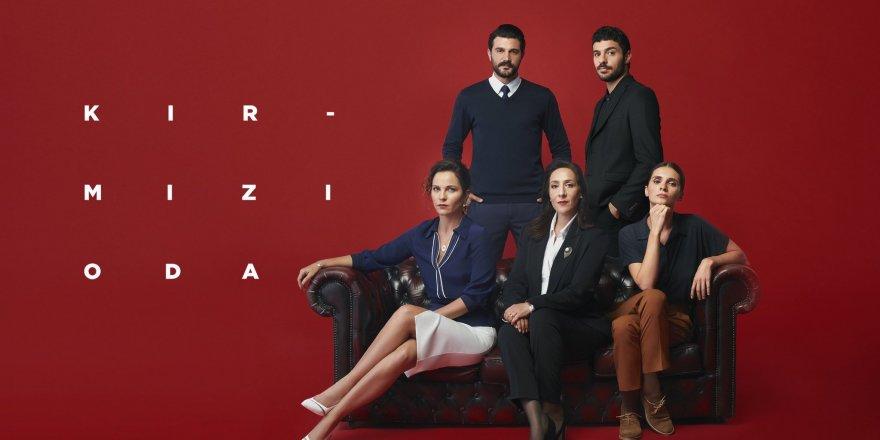 Kırmızı Oda Dizisi Dünyaya Açıldı! Türkçe Yayınlanacak!
