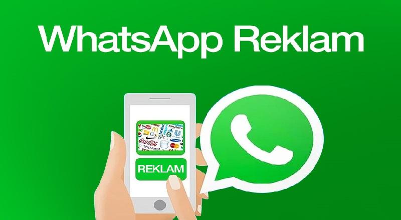 WhatsApp Reklam Projesi Rafa Kaldırıldı