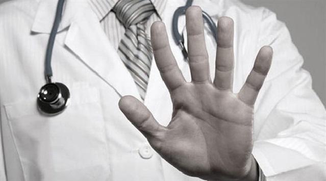 Doktorlar Sağlıkta Şiddeti Kabullendi