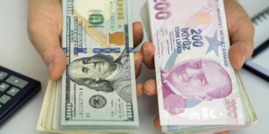 Dolar 8 Türk Lirasına Yaklaşıyor! 5 Günün Güncel Döviz Tablosu! (26 Şubat 2021)