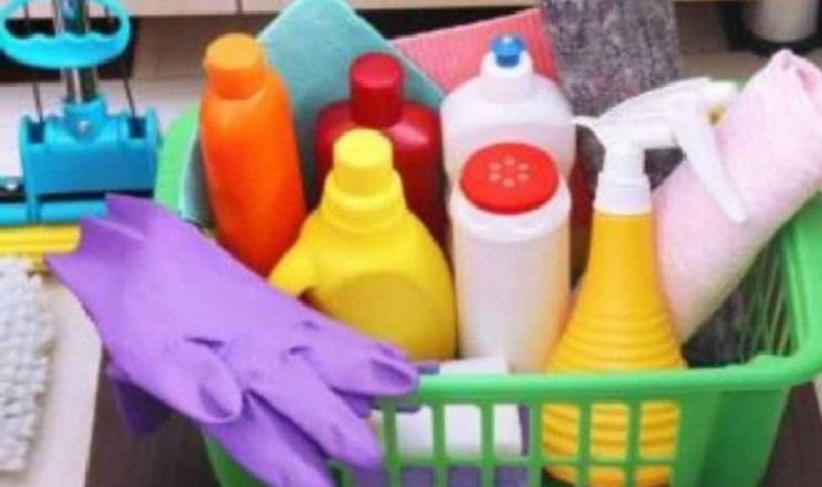 Temizlik Ürünlerindeki Büyük Tehlike