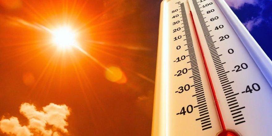 Meteoroloji Bu Kez Sert Uyardı! 48 Saatlik Hava Sıcaklıkları Can Alabilir..