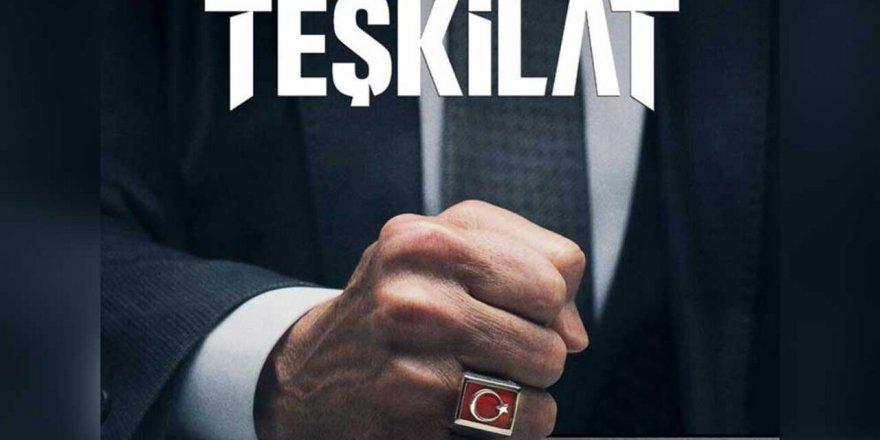 Teşkilat Türk Dizi Tarihinde Görülmemiş Sahnelerle Geliyor! Heyecan Dorukta