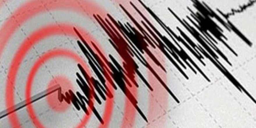 Afad Açıkladı: 6.2 Şiddetinde Deprem Oldu