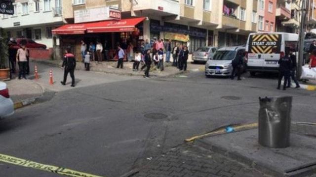 İstanbul Esenyurt'ta  Gündüz Vakti Çatışma Çıktı