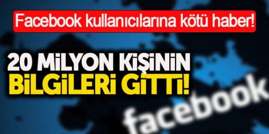 Facebook Kullanan Türk Vatandaşlara Şok! Tüm Bilgileriniz Çalındı