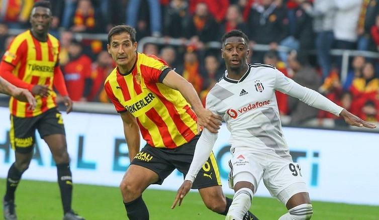 Beşiktaş Lige Havlu Attı