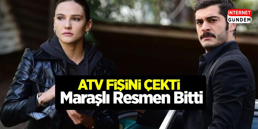 ATV Maraşlı Dizisinin Fişi Çekti! İzleyicilerden ATV'ye Destek Geldi