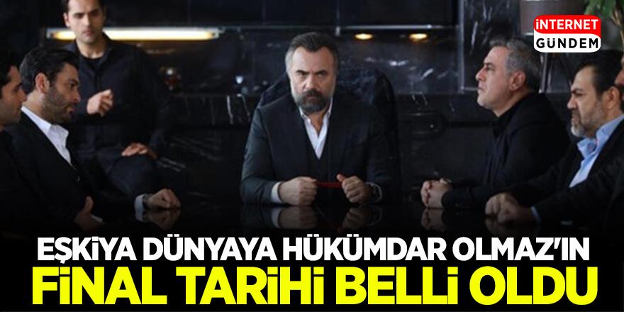 Yönetmen Açıkladı: Eşkıya Hükümdar Olmaz'ın Final Tarihi Netleşti!