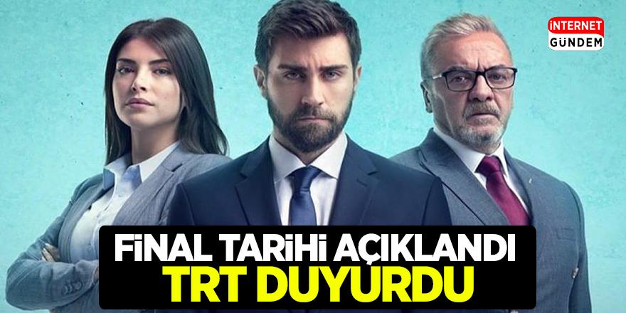 Teşkilat Dizisinin Net Final Tarihi Açıklandı! TRT'de resmen duyurdu