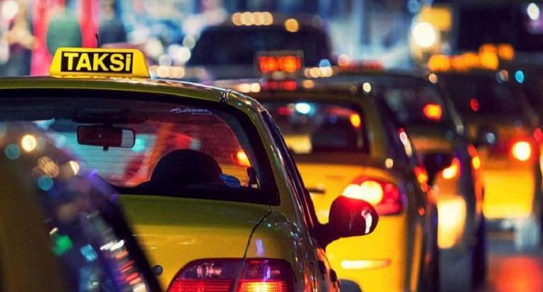 Taksilerin Trafiğe Çıkışına Kısıtlama Geldi!