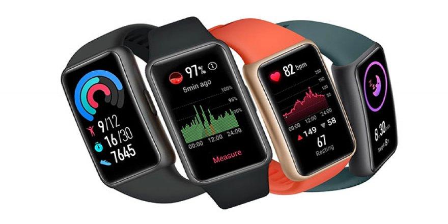 Huawei Honor Band 6 Satışa Sunulacak! Akıllı Saatin Fiyatı da Açıklandı!