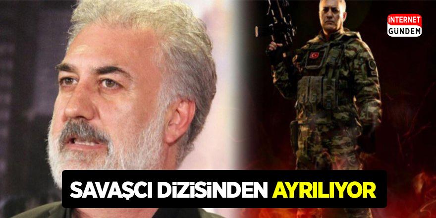 Göktürk Albay Savaşçı Dizisinden Ayrılıyor! Tamer Karadağlı Yeni Bir Diziye Geçiyor..