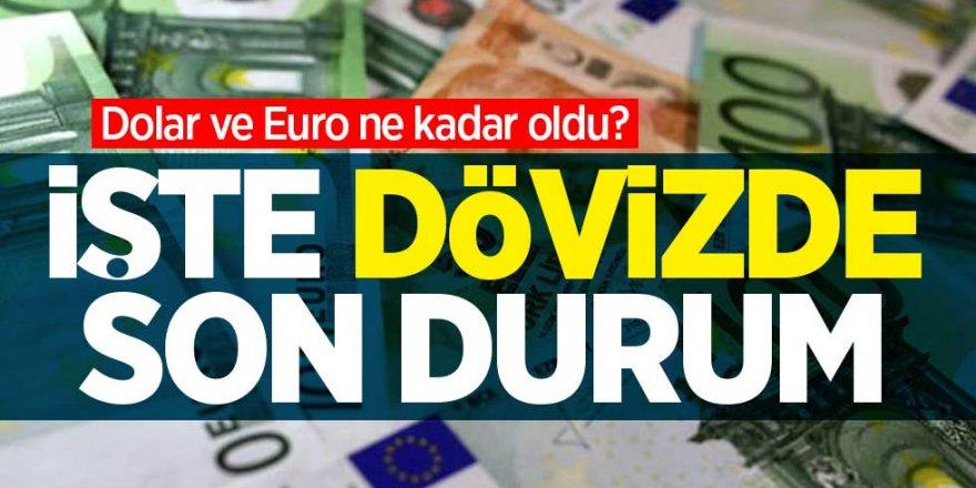 Dolar, Euro ve Sterlin Hafta Sonu Okunu Aşağı Yöne Çevirdi! Dolar Azalıyor mu?