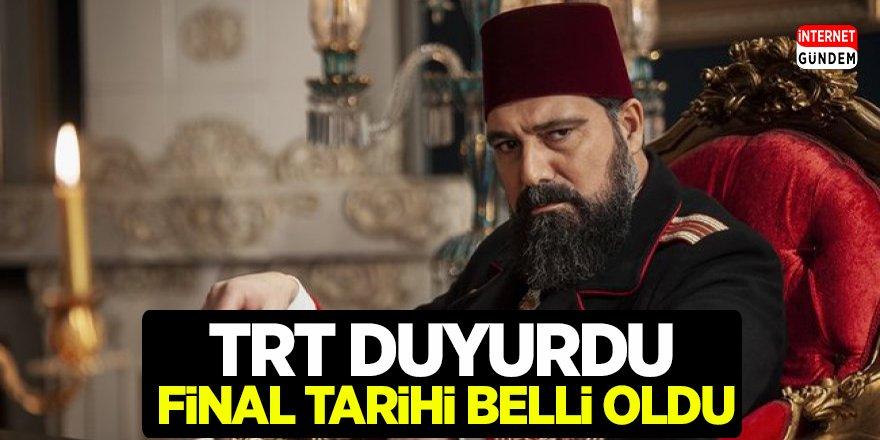 Payitaht Abdülhamid Dizisi Final Tarihi Belli kesinleşti! TRT Yeni açıkladı