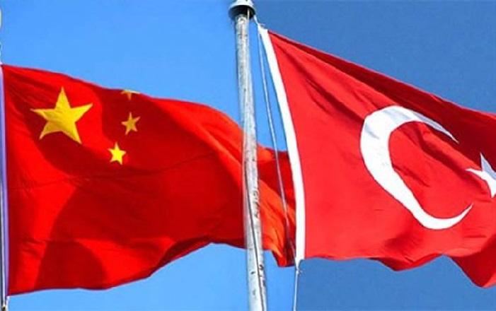 Çin'den Türkiye'ye Teşekkür
